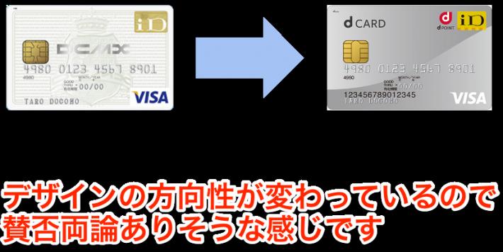 DCMXカードからdカード